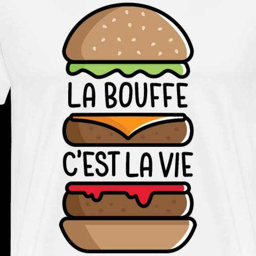 La Bouffe c'est la Vie - T-shirt Premium Homme