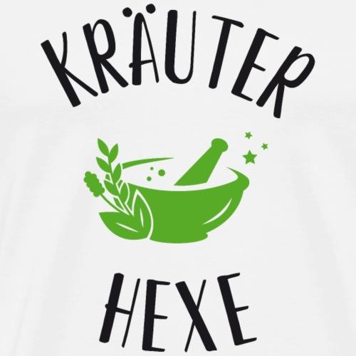 Kräuterhexe - Männer Premium T-Shirt
