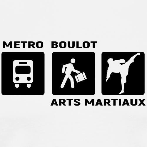 Metro Boulot Arts Martiaux