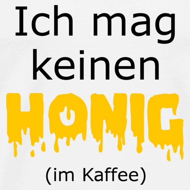 Honig im Kaffee