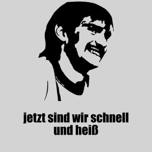 Schnell und heiß - Kieler Kneipenterroristen - Männer Premium T-Shirt