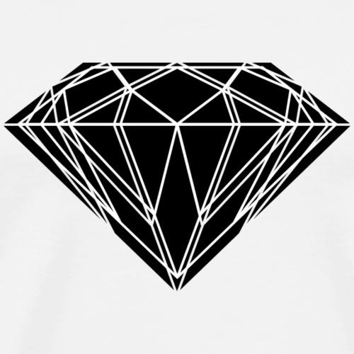 Diams01 - T-shirt Premium Homme