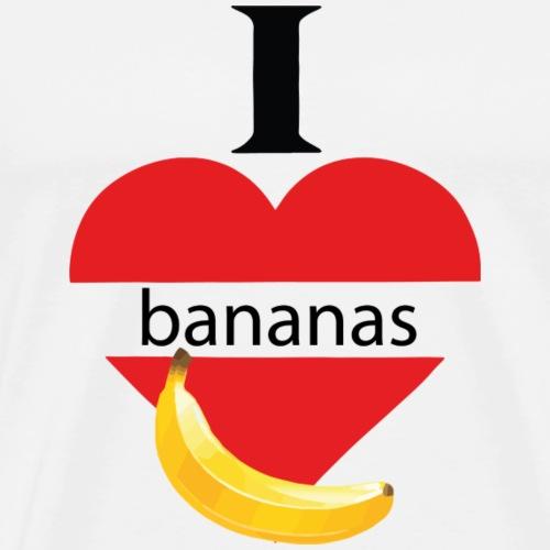 Banane - Männer Premium T-Shirt