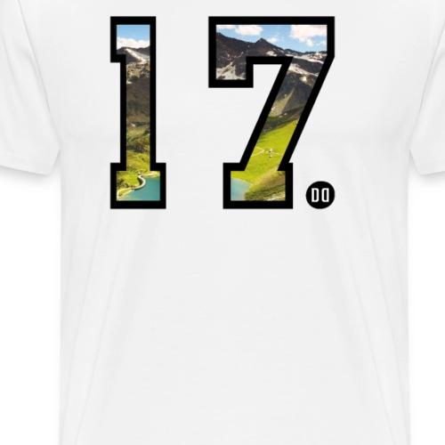 Landscape 17 - Men's Premium T-Shirt