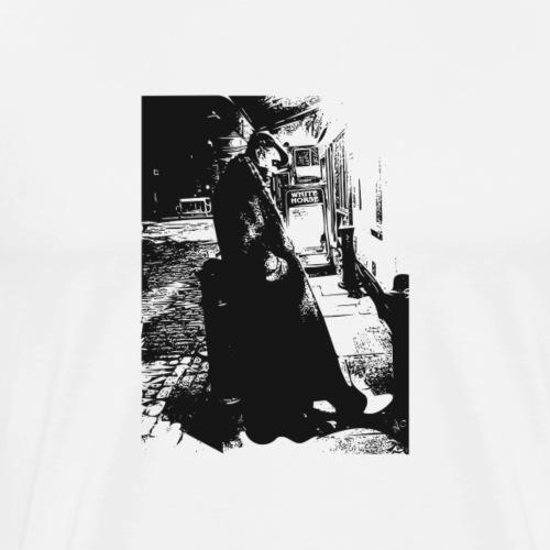 S-MAN by Howard Charles - Men's Premium T-Shirt