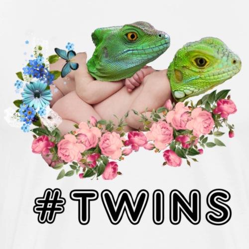 #TWINS - Men's Premium T-Shirt