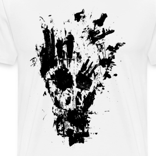 FANCY SKULL - Men's Premium T-Shirt