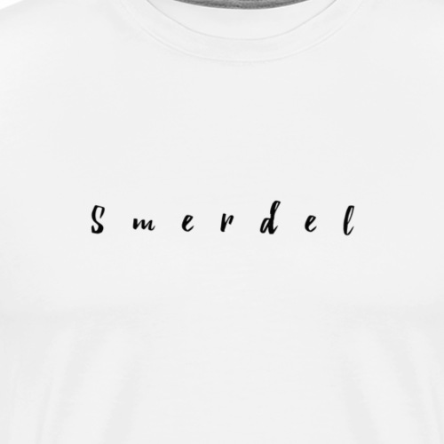Smerdel - Mannen Premium T-shirt
