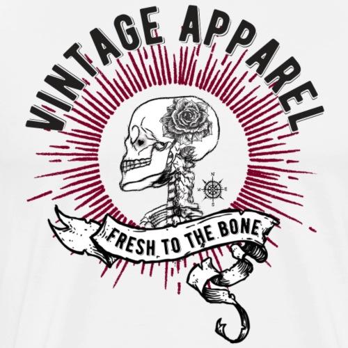 Fresh to the Bone - Männer Premium T-Shirt