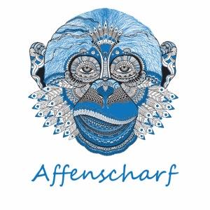 Affenscharf / Affenstark / Monkeybusiness - Männer Premium T-Shirt