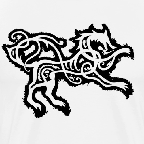 fenrir - T-shirt Premium Homme