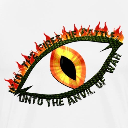Fire and Anvil - Männer Premium T-Shirt