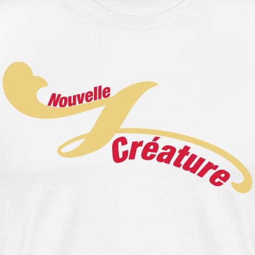 Nouvelle Créature - T-shirt Premium Homme