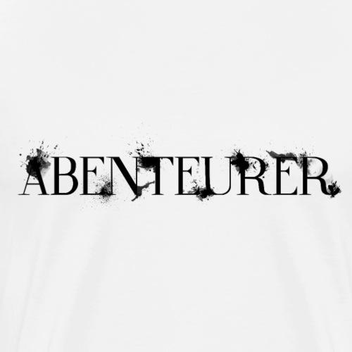Abenteurer - Männer Premium T-Shirt