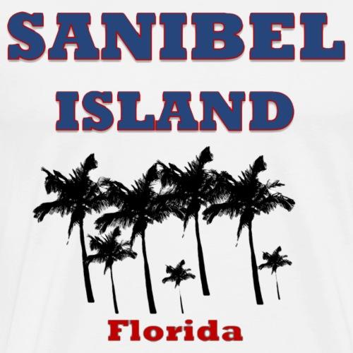 Sanibel Island - Männer Premium T-Shirt