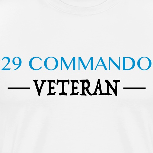 29 Cdo Veteran - Men's Premium T-Shirt