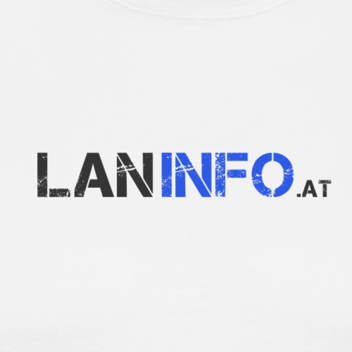 LANinfo Banner - Männer Premium T-Shirt