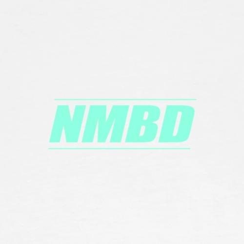 NMBD (NoMoreBadDays) Aqua - Men's Premium T-Shirt
