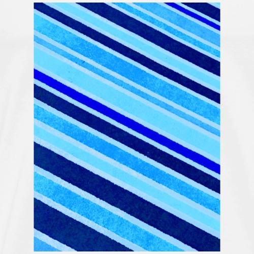 bluelines - Men's Premium T-Shirt
