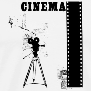 CINEMA - Mannen Premium T-shirt