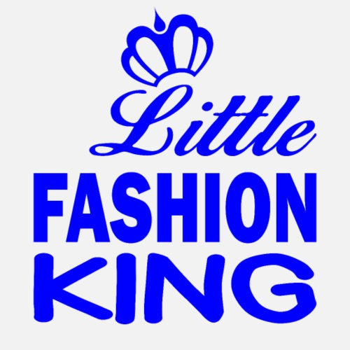 Little FASHION KING - Männer Premium T-Shirt