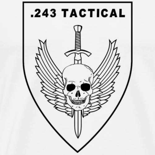 Club Logo - Mannen Premium T-shirt
