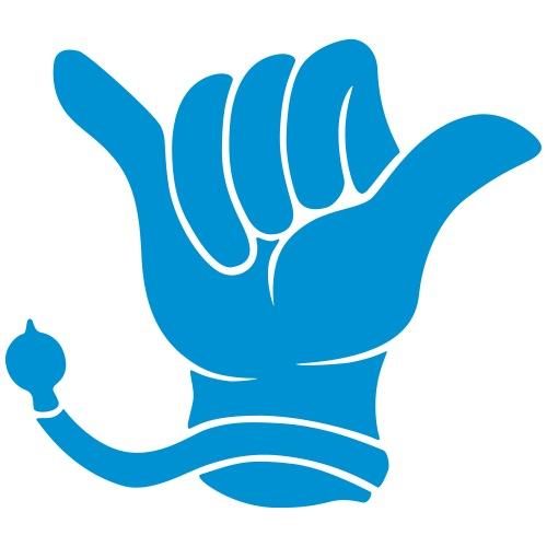 Kerwe Handschuh freie Farbwahl - Männer Premium T-Shirt