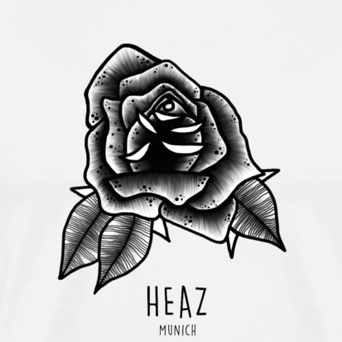 HEAZrose - Männer Premium T-Shirt