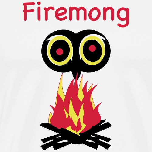Firemong1 - Men's Premium T-Shirt