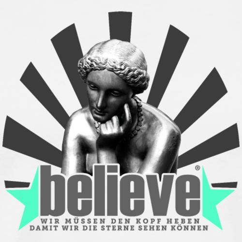 believe 3 - Männer Premium T-Shirt