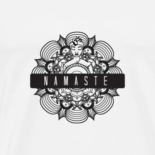 Namaste - T-shirt Premium Homme