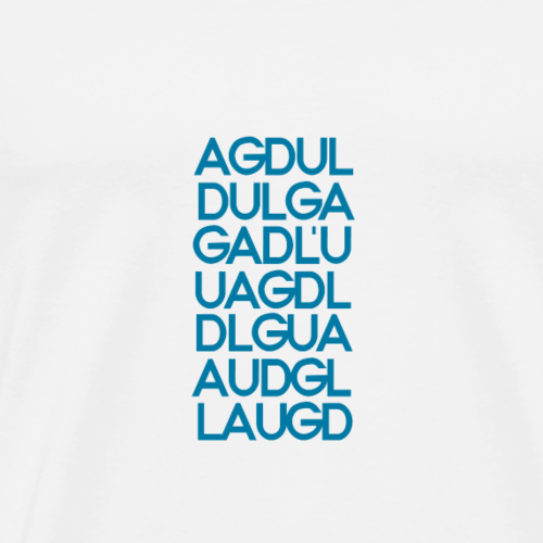 GADLU - T-shirt Premium Homme