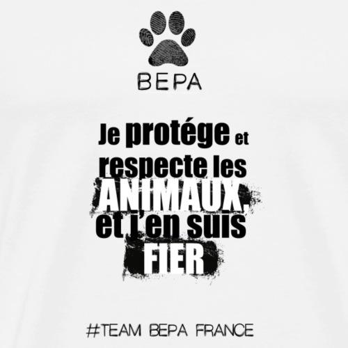 Respect BEPA HOMMES - T-shirt Premium Homme