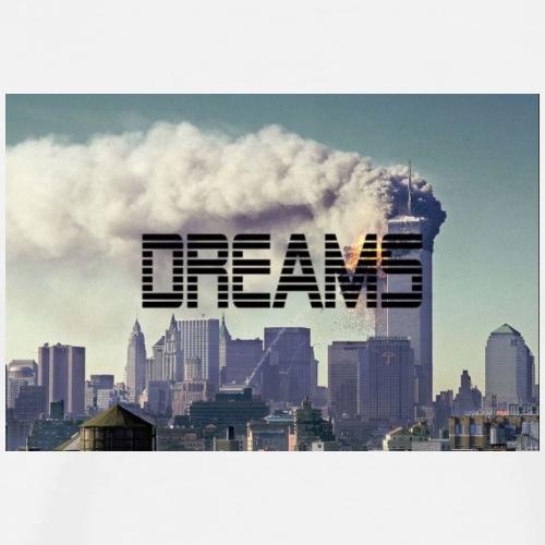 Dreams911 - Männer Premium T-Shirt