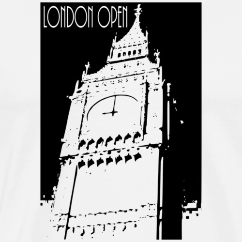 London Open - Men's Premium T-Shirt