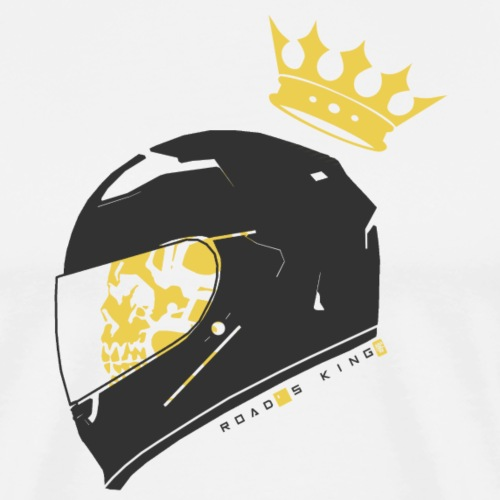 Road's King - T-shirt Premium Homme