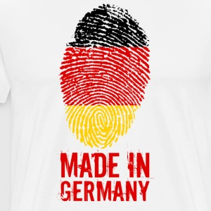 Made in Germany / Made in Germany - Premium T-skjorte for menn