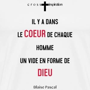 Pascal - T-shirt Premium Homme