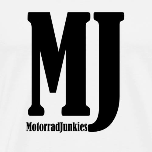 Motorrad Junkies - Männer Premium T-Shirt