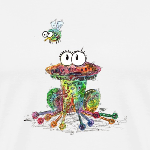 Paul der Frosch - Männer Premium T-Shirt