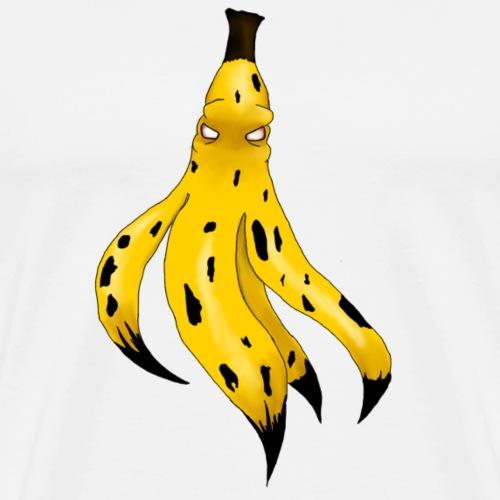 Banane Poulpesque - T-shirt Premium Homme