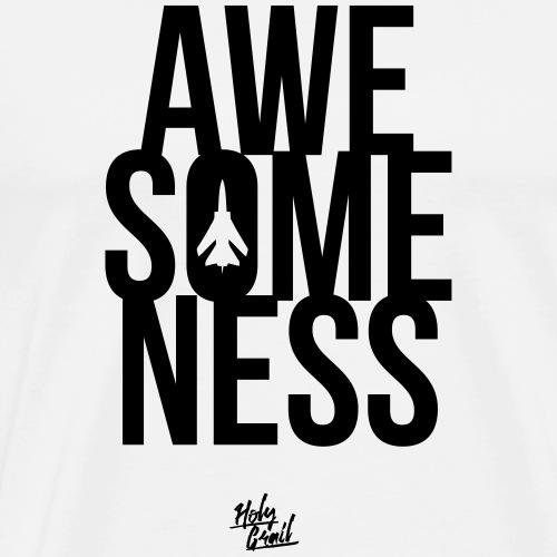 AWESOMENESS - Männer Premium T-Shirt