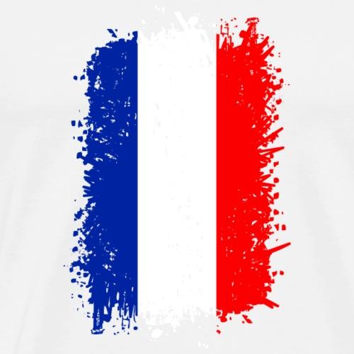 Frankreich - Männer Premium T-Shirt