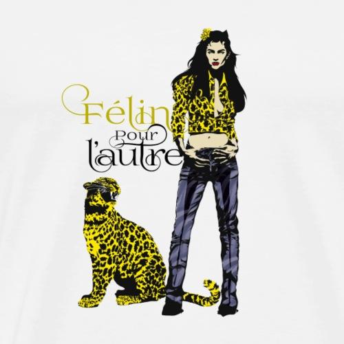 FELIN POUR L AUTRE - T-shirt Premium Homme
