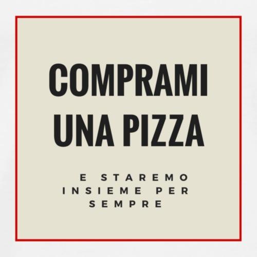 PIZZA - Maglietta Premium da uomo