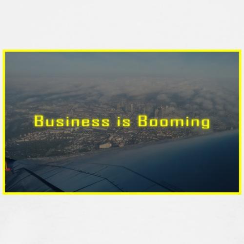 Business is Booming - Männer Premium T-Shirt