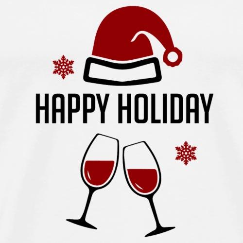 Happy Holiday Christmas Weihnachten Schneeflocke