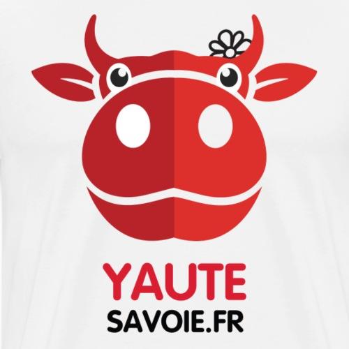 Yaute Savoie Logo - T-shirt Premium Homme