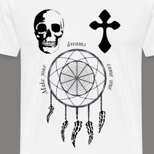 Traumfänger #1 - Männer Premium T-Shirt