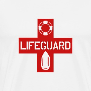 LIFEGUARD LEBENSRETTER - Men's Premium T-Shirt